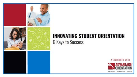 Innovating Student Orientation