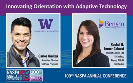 2018 NASPA Preview