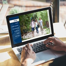 University of North Florida Online Orientation by Advantage Design Group