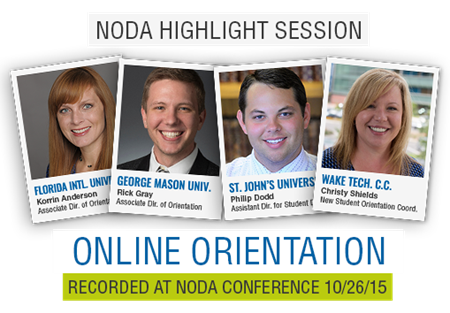 Panel Discussion at the 2015 NODA Conference