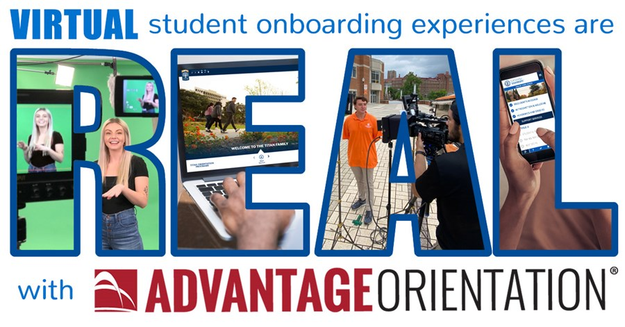 Events feature Virtual Student Onboarding Success Stories