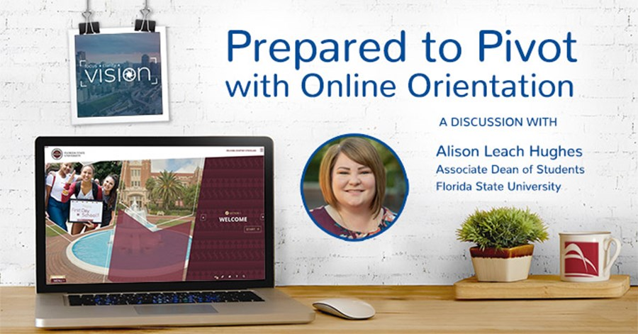 Prepared to Pivot with Online Orientation