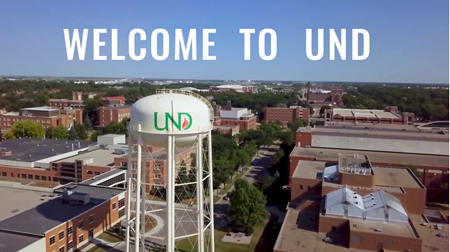 High-Impact Student Welcome Video