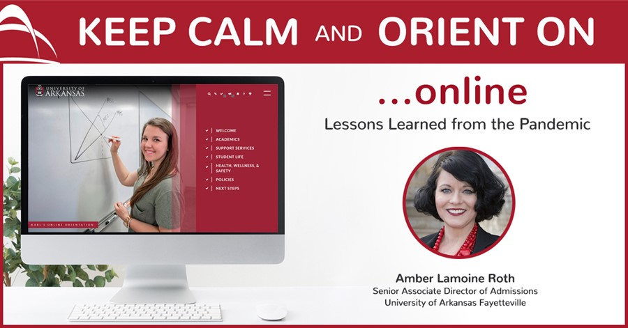 Keep Calm & Orient On…Online: Lessons Learned from the Pandemic